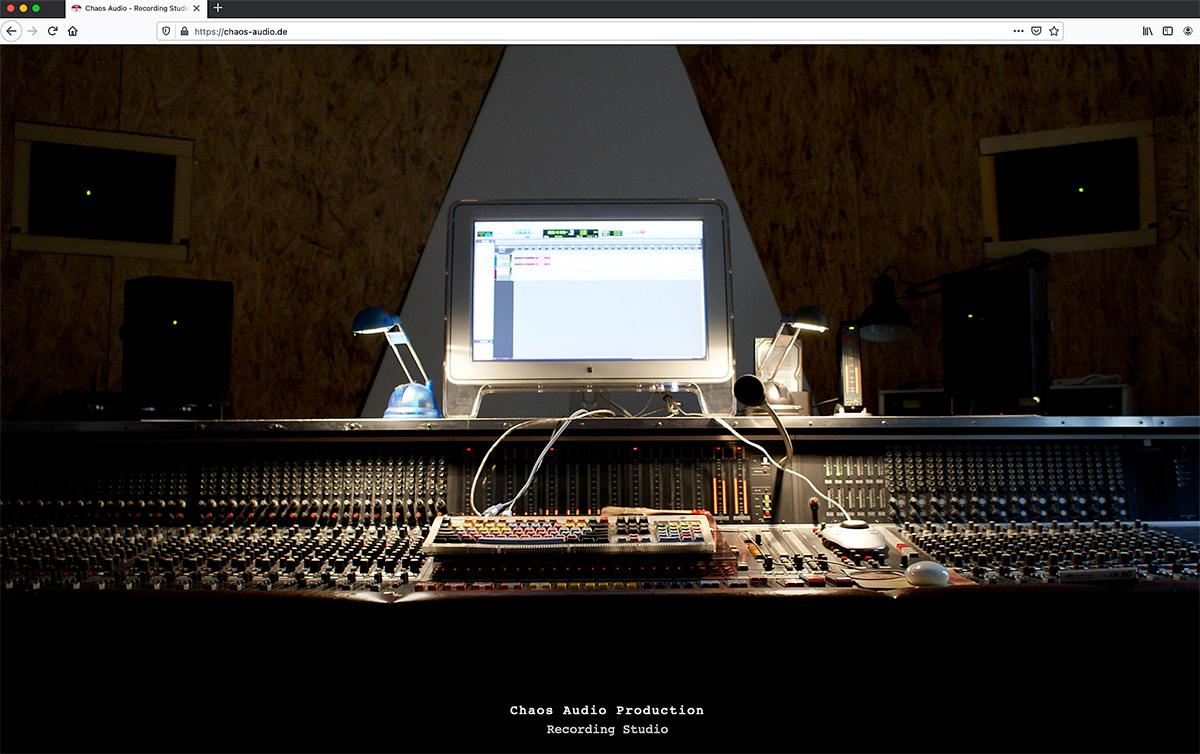 Chaos Audio Production
